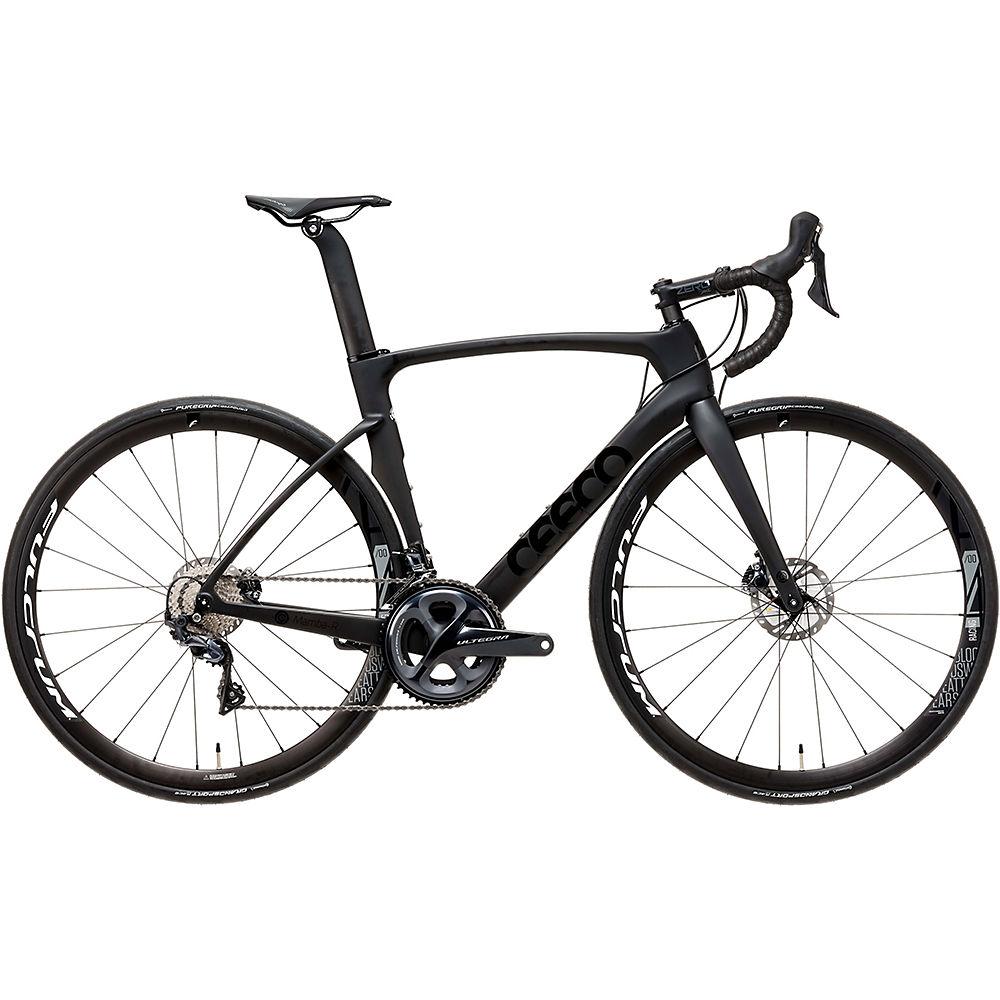 Image of Ceepo Mamba-R Ultegra TT Bike 2020 - Gris - Noir, Gris - Noir