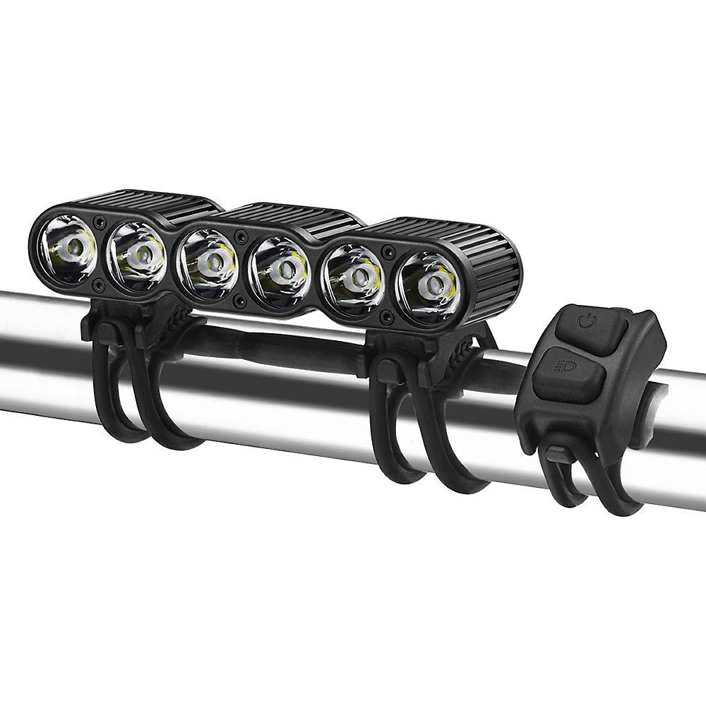 Luz frontal Gemini TITAN 4000 OLED (4 celdas) - Negro, Negro