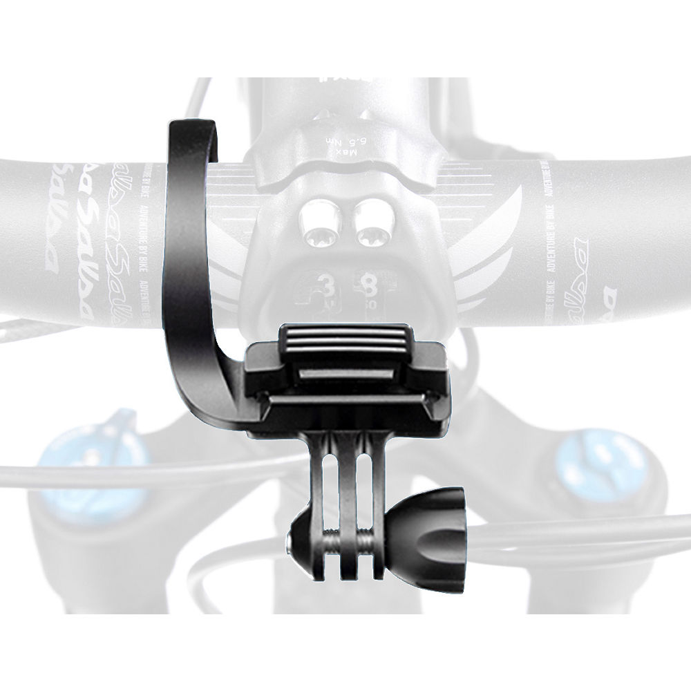Stages Cycling Dash 2 - Go Pro Accessory - Black  Black