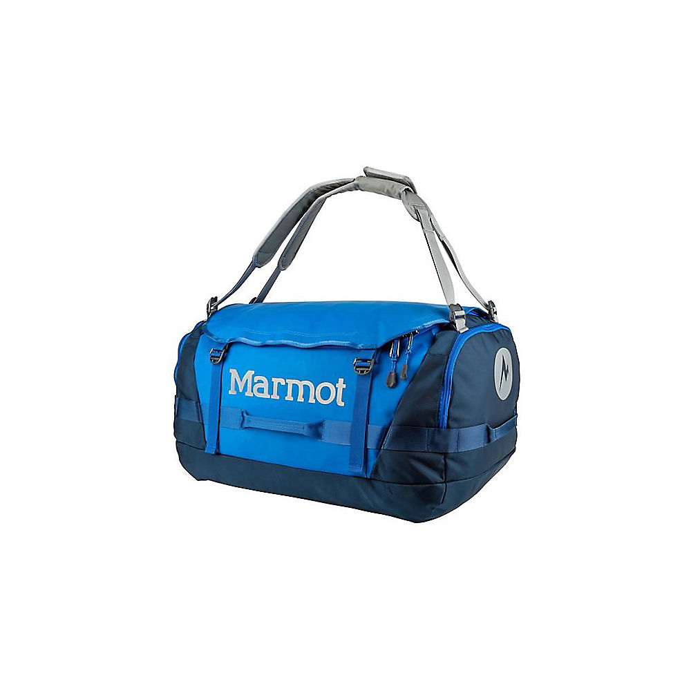 Image of Marmot Long Hauler Duffel Large - Peak Blue-Vintage Navy - One Size, Peak Blue-Vintage Navy