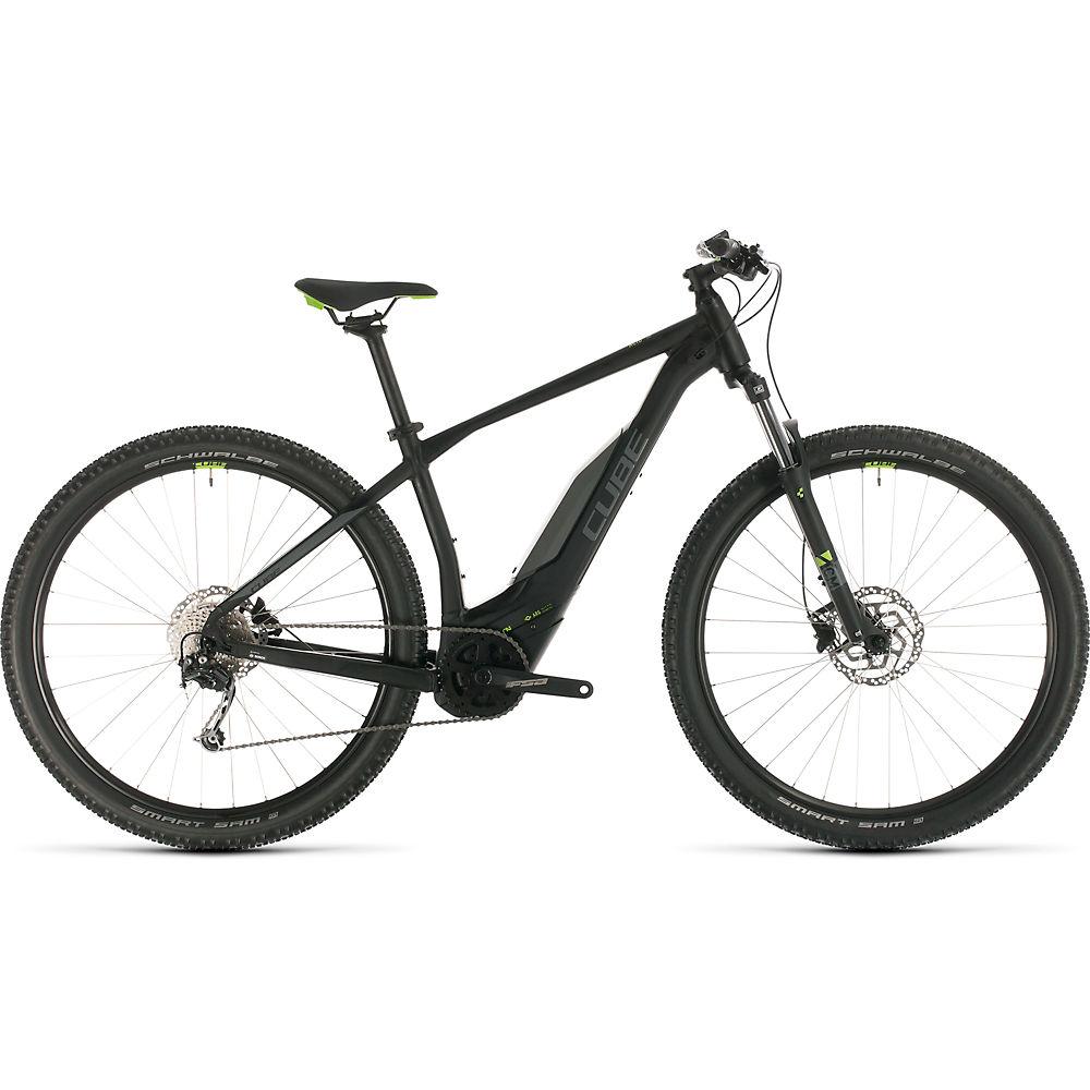 Cube Acid Hybrid One 400 29 E-Bike 2020 - nero - verde lime - 48cm (19