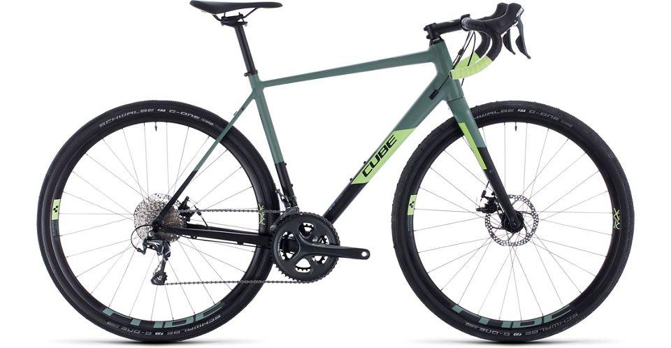 Cube Nuroad Pro Road Bike 2020