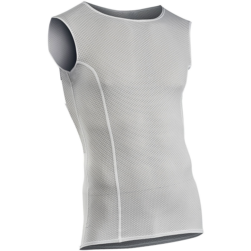 Northwave Ultralight Sleeveless Jersey  - Blanco - XXL, Blanco