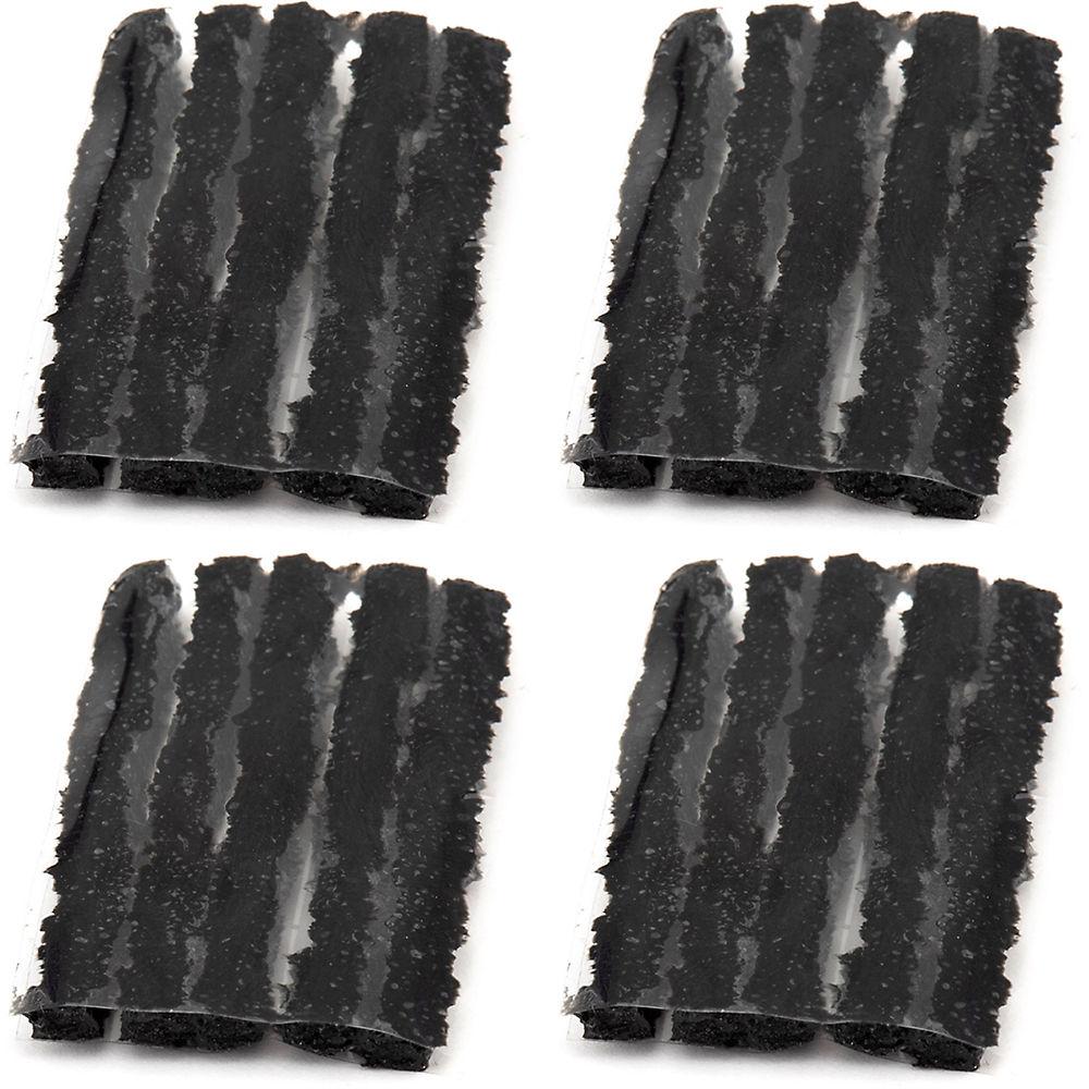Nukeproof Universal Replacement Tubeless Plugs - Black - 3.5mm X 20pcs  Black