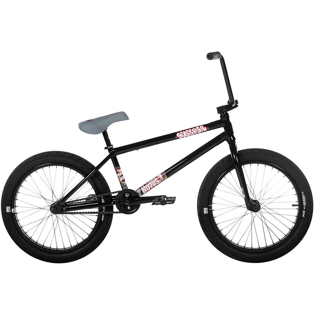"Image of Subrosa Novus Barraco BMX Bike 2020 - Noir brillant - 21"", Noir brillant"
