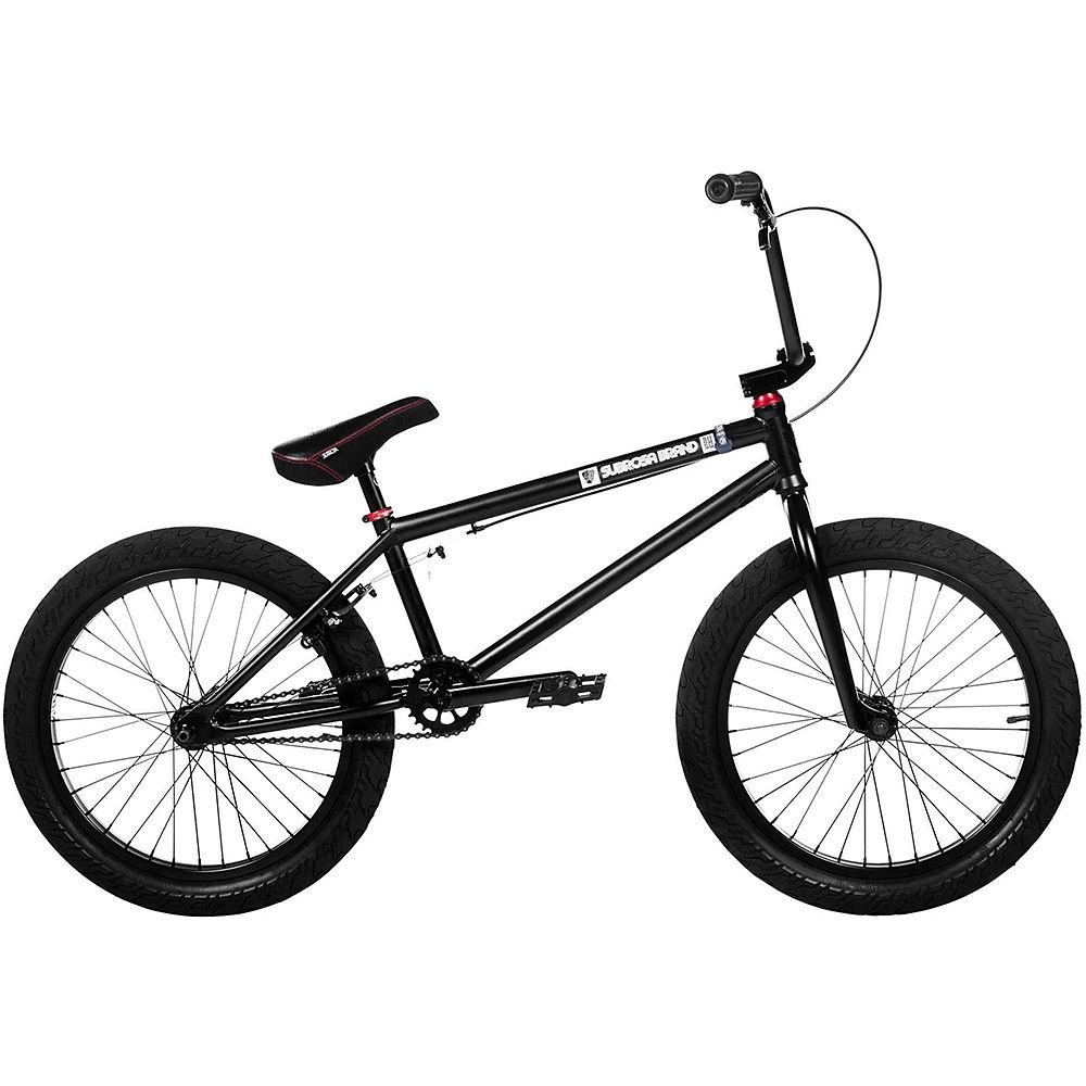 Subrosa Tiro BMX Bike 2020 - nero lucido - 20.5