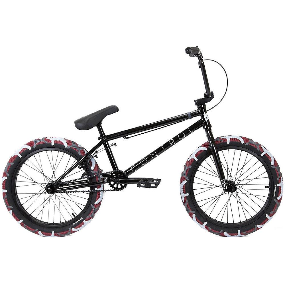 Cult Control BMX Bike 2020 - nero - rosso - 20.75