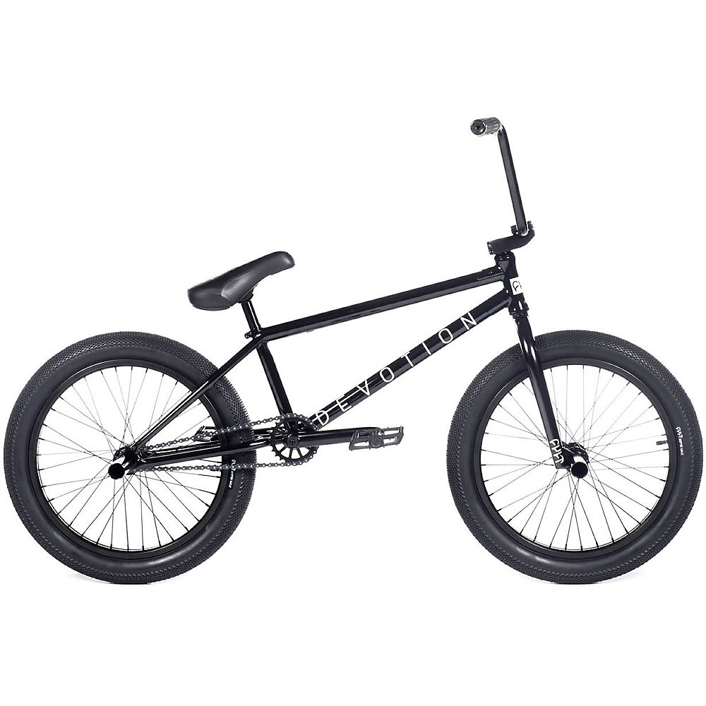 Cult Devotion BMX Bike 2020 – Black – 21″, Black
