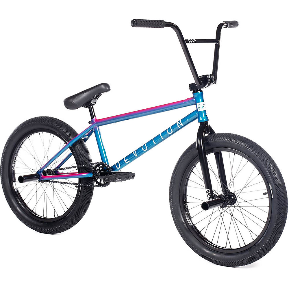 Cult Devotion BMX Bike 2020 - Prism Water - Black - 21