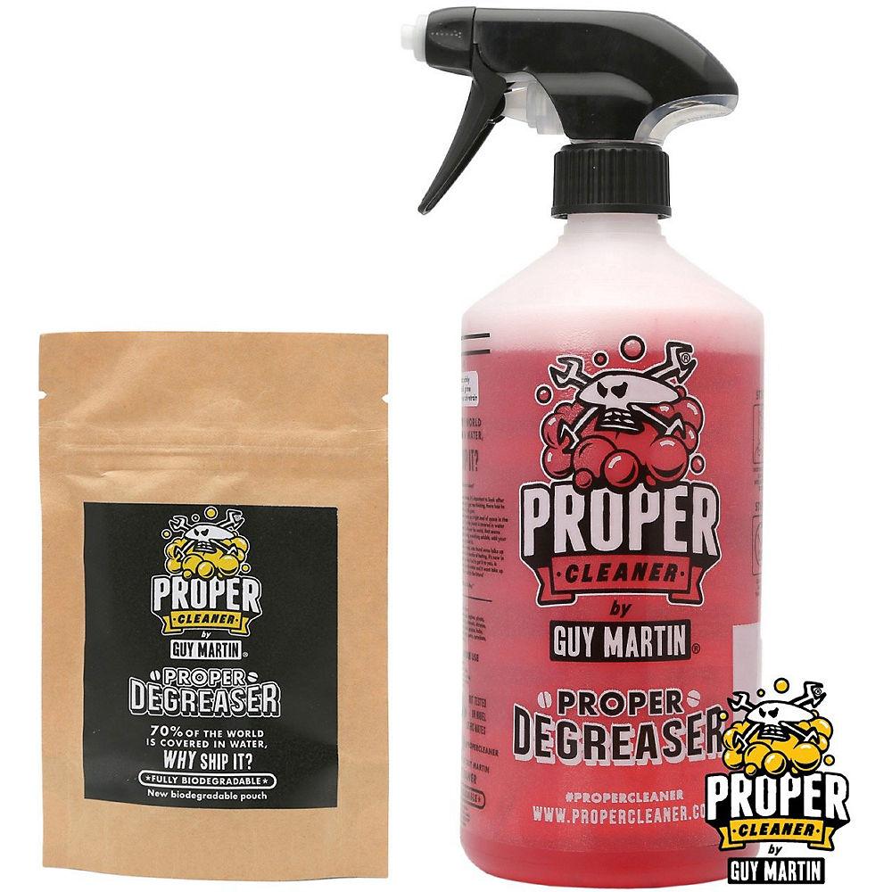 Proper Cleaner Degreaser Starter Pack - Red - 1.5 Litres  Red