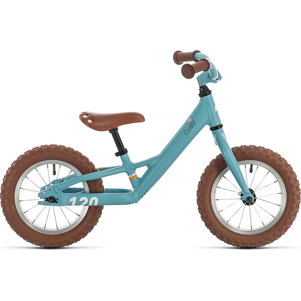 Cube Cubie 120 Walk Kids Bike 2020 – Lightblue – White – 12″, Lightblue – White