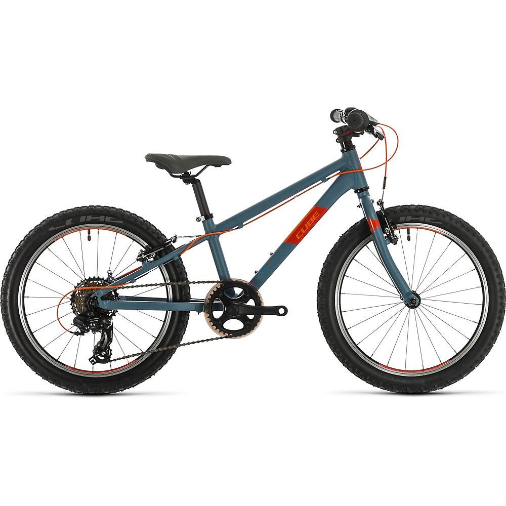 Cube Acid 200 Kids Bike 2020 - Gris - Naranja - 20