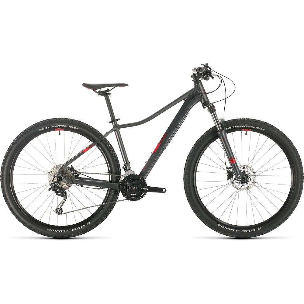Cube Access WS Pro 27.5 Womens Hardtail Bike 2020 - Iridium - Deepred - 33cm (13