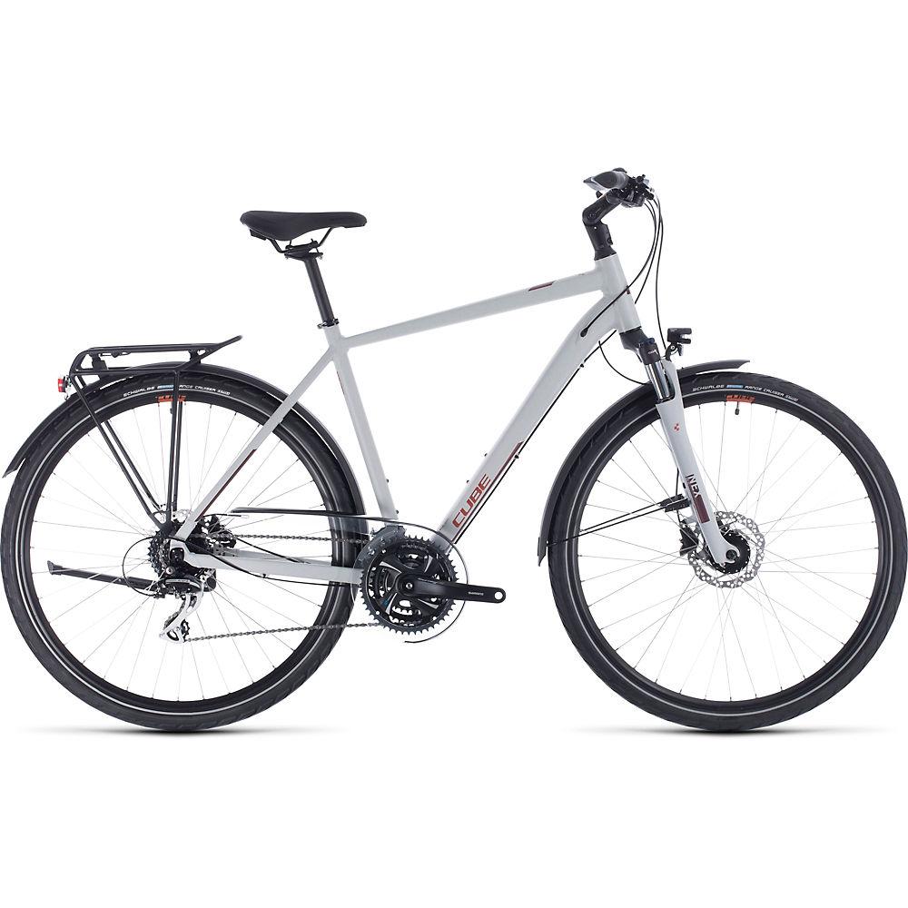Cube Touring Pro Bike 2020 - grigio - arancione - 54cm (21