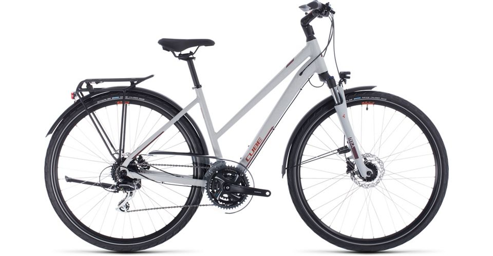 Cube Touring Pro Trapeze Bike 2020