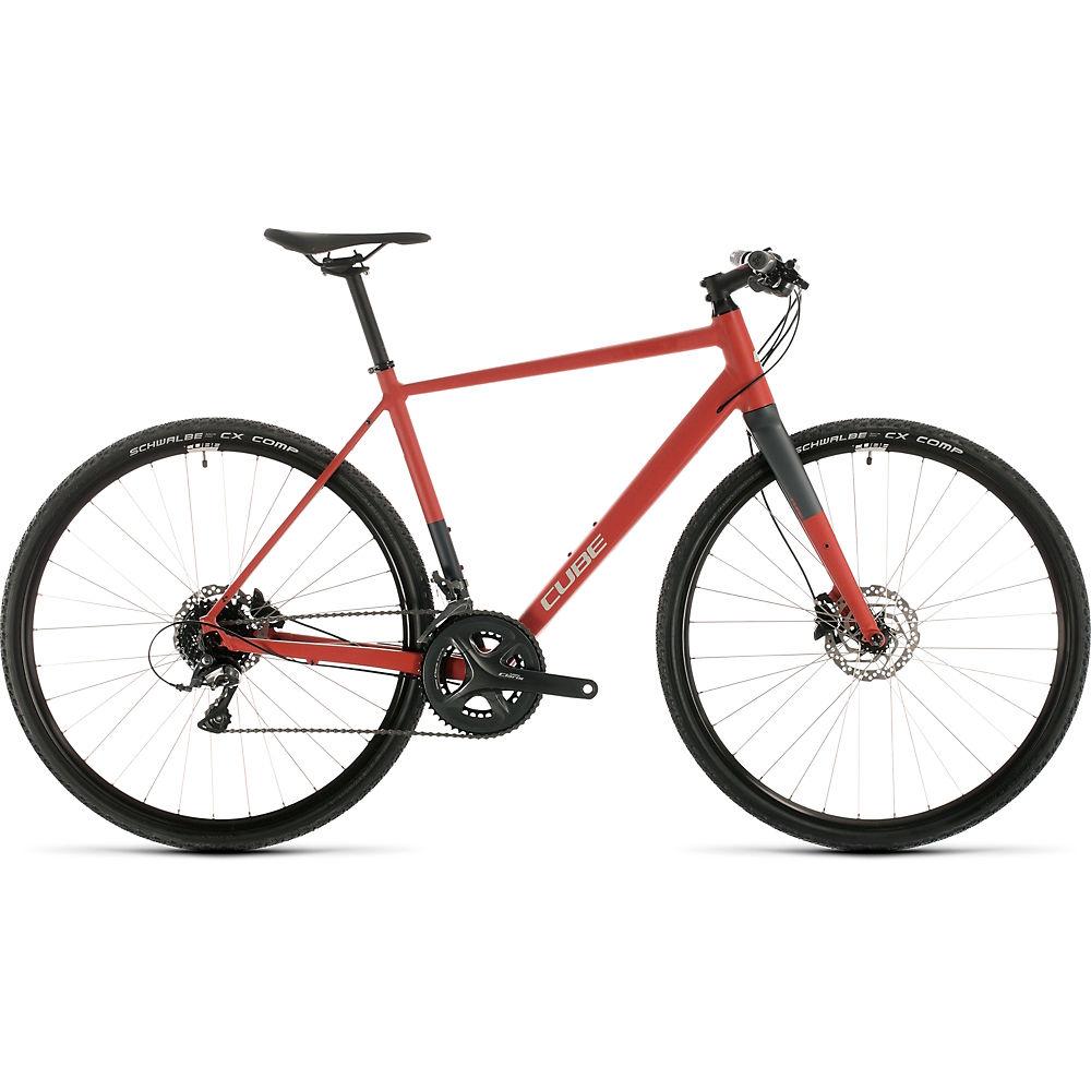 Cube SL Road Bike 2020 - rosso - grigio - 59cm (23