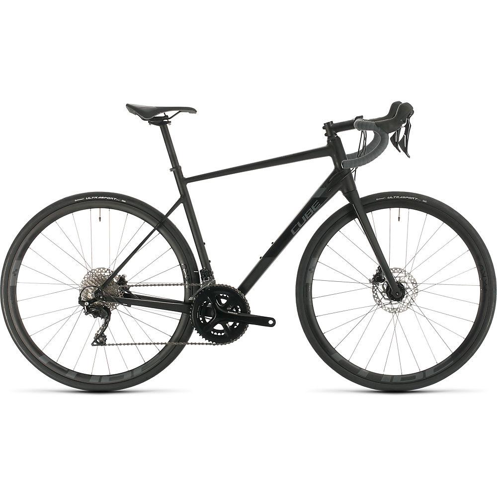 Cube Attain SL Road Bike 2020 - nero - grigio - 53cm (21