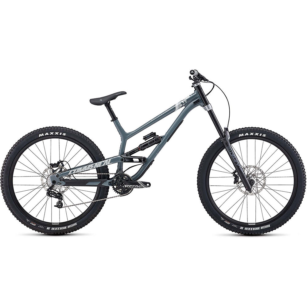 Image of Commencal Furious Ride Full Suspension Bike 2020 - Nardo Grey - XL, Nardo Grey