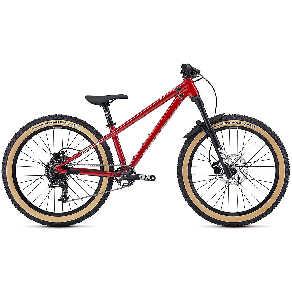 Commencal Meta HT 24 Kids Bike 2020 – BoXXer Red – 24″, BoXXer Red