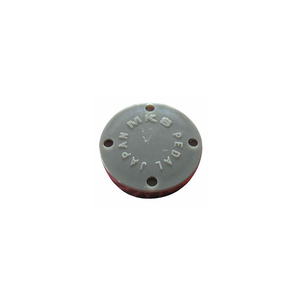 Image of MKS Dust Cap for MTE-Sylvan Pedals - Flat Dust Cap, Flat Dust Cap