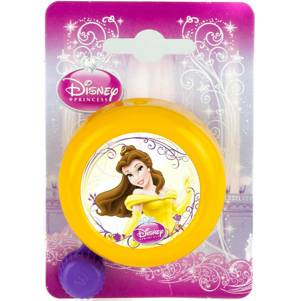 Image of Widek Belle Disney Princess Bike Bell - Jaune, Jaune