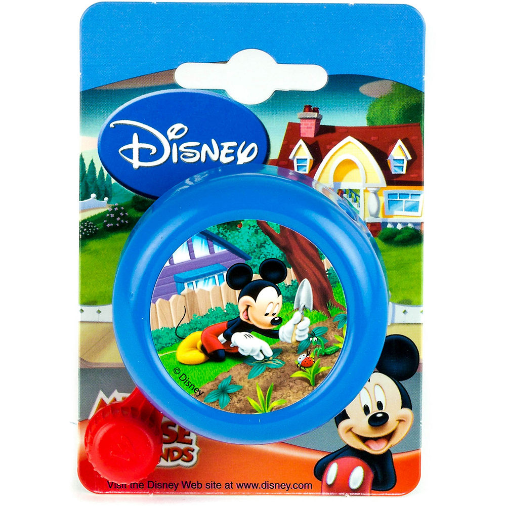 Image of Widek Mickey Mouse Disney Bike Bell - Bleu, Bleu