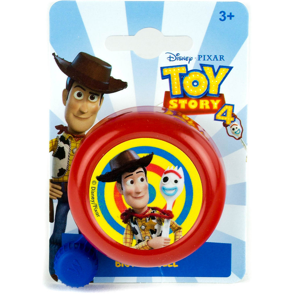Image of Widek Toy Story Woody Disney Bike Bell - Rouge, Rouge