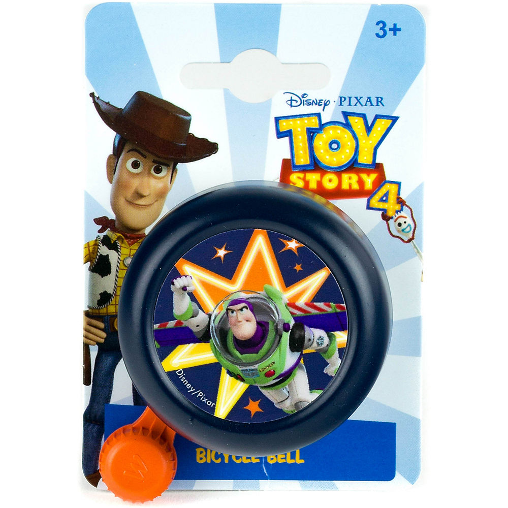 Image of Widek Toy Story Buzz Disney Bike Bell - Gris, Gris