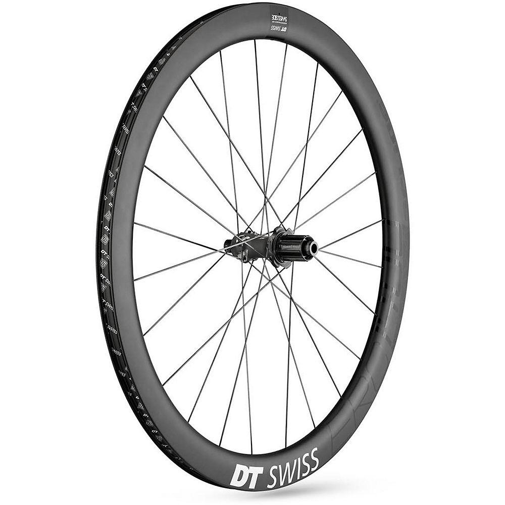 DT Swiss ERC 1400 SP DB 47mm Rear Wheel 2020 - Carbon - 142mm Shimano, Carbon