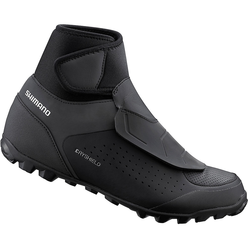 Shimano Mw5 (mw501) Dryshield Mtb Spd Boots 2020 - Black - Eu 47  Black