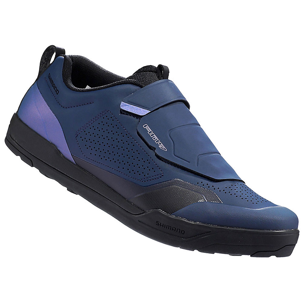 Shimano AM9 (AM902) MTB SPD Shoes 2020 - Navy - EU 45, Navy