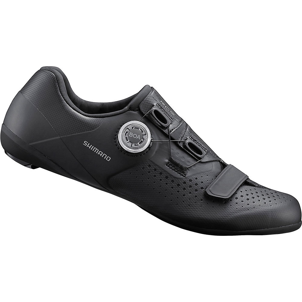 Shimano RC5 Road Shoes 2020 - Black - EU 44, Black