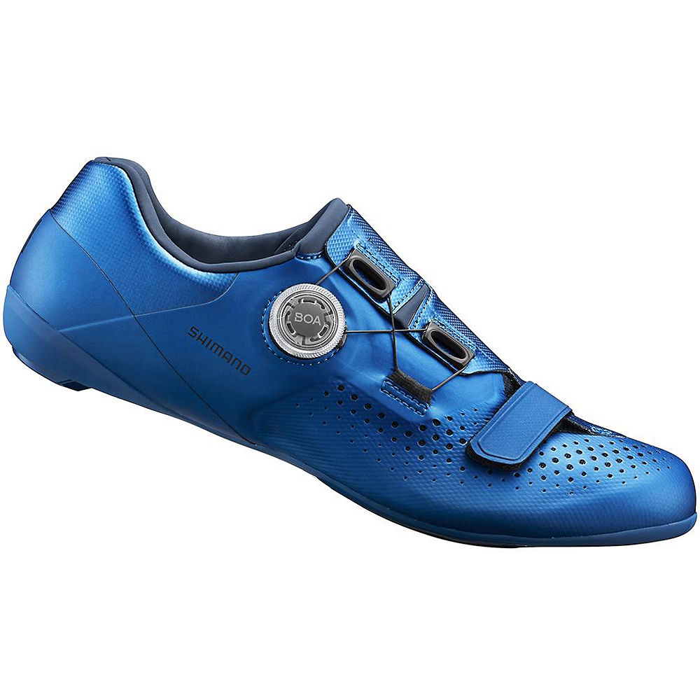 Shimano RC5 Road Shoes 2020 - Blue - EU 47.3, Blue