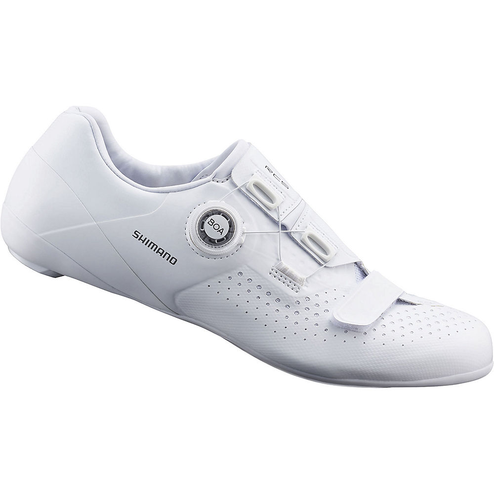 Shimano RC5 Road Shoes 2020 - White - EU 48, White