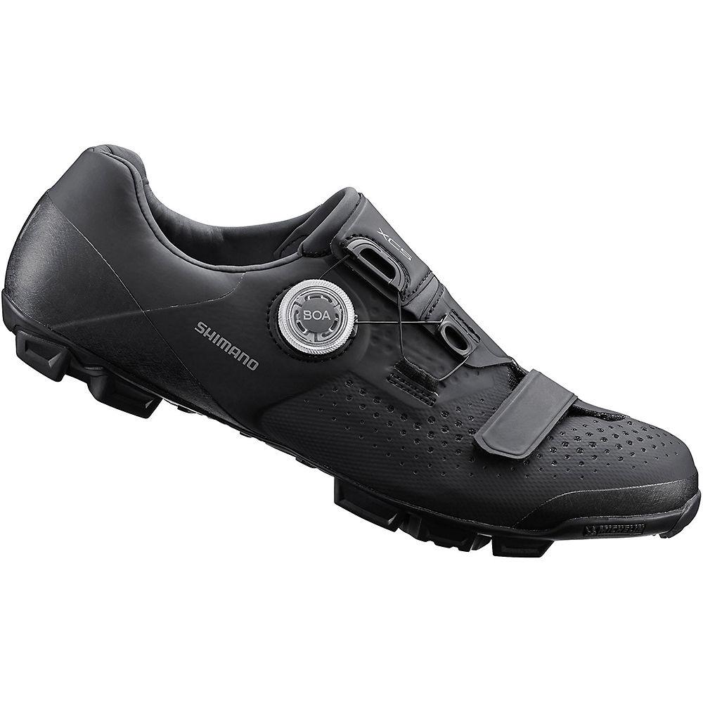 Shimano Xc5 (xc501) Mtb Spd Shoes 2020 - Black - Eu 43  Black