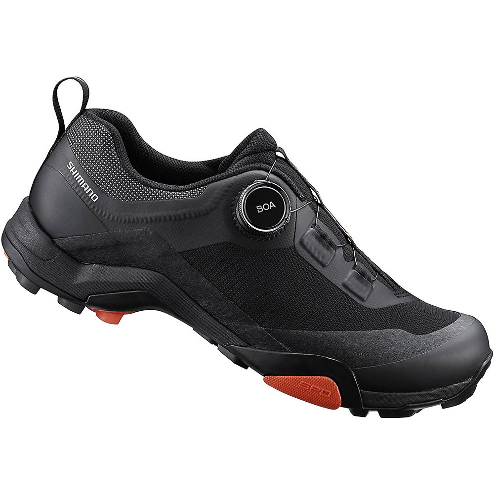 Shimano MT7 (MT701) SPD Shoes 2020 - Black - EU 40, Black