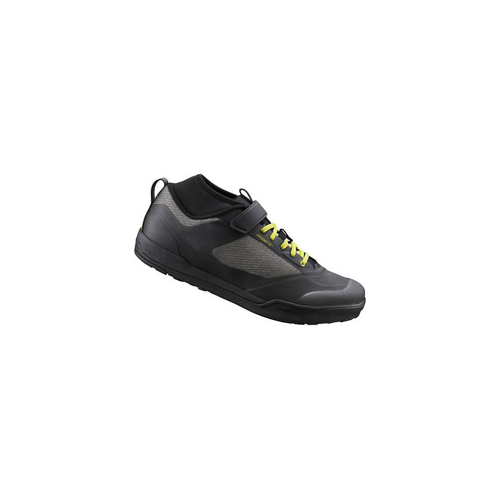Shimano AM7 (AM702) MTB SPD Shoes 2020 - Black - EU 42, Black