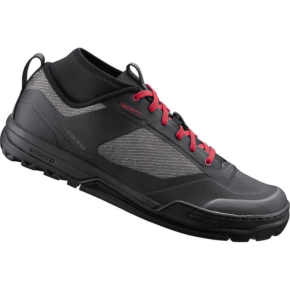 Shimano GR7 (GR701) MTB Shoes 2020 - Black - EU 45, Black
