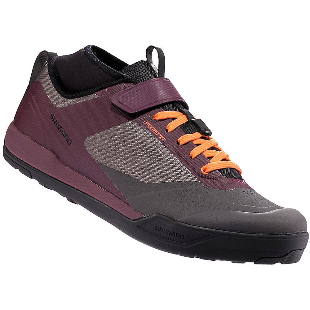 Shimano Women's AM7 (AM702W) MTB SPD Shoes 2020 - Grey - EU 42, Grey