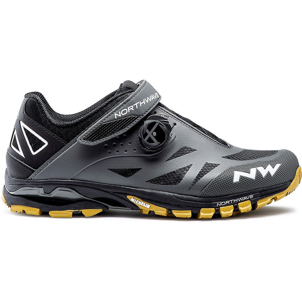 Northwave Spider Plus 2 Mtb Shoes 2020 - Anthracite - Eu 45  Anthracite
