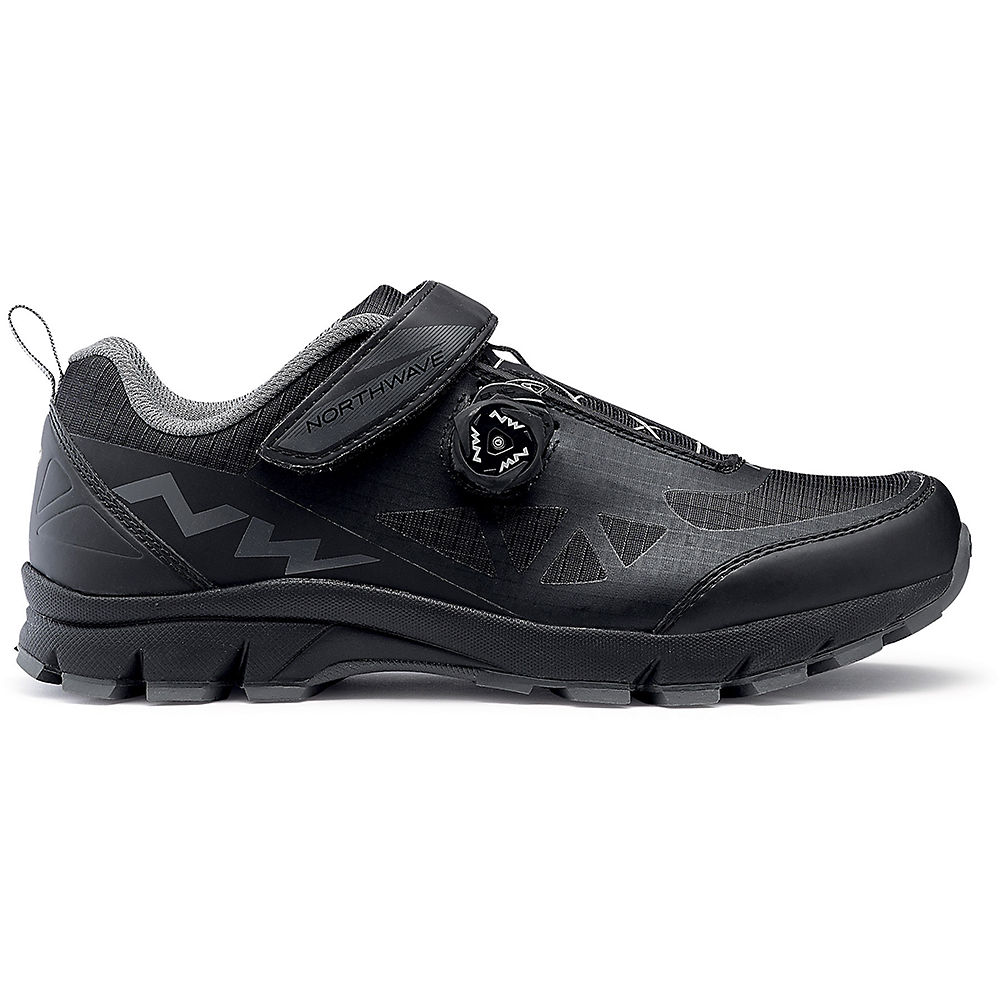 Northwave Corsair MTB Shoes 2020 - Black - EU 41, Black