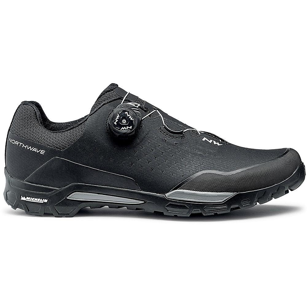 Northwave X-Trail Plus MTB Shoes 2020 - Black - EU 40, Black