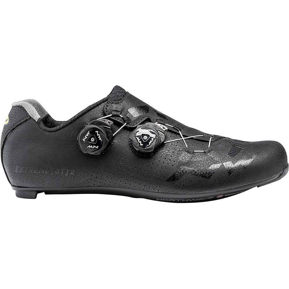 Northwave Extreme GT 2 Road Shoes 2020 - Black - EU 43, Black