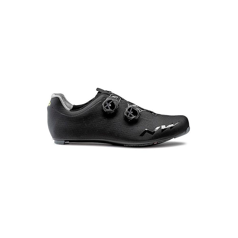 Northwave Revolution 2 Road Shoes 2020 - Black - EU 48, Black