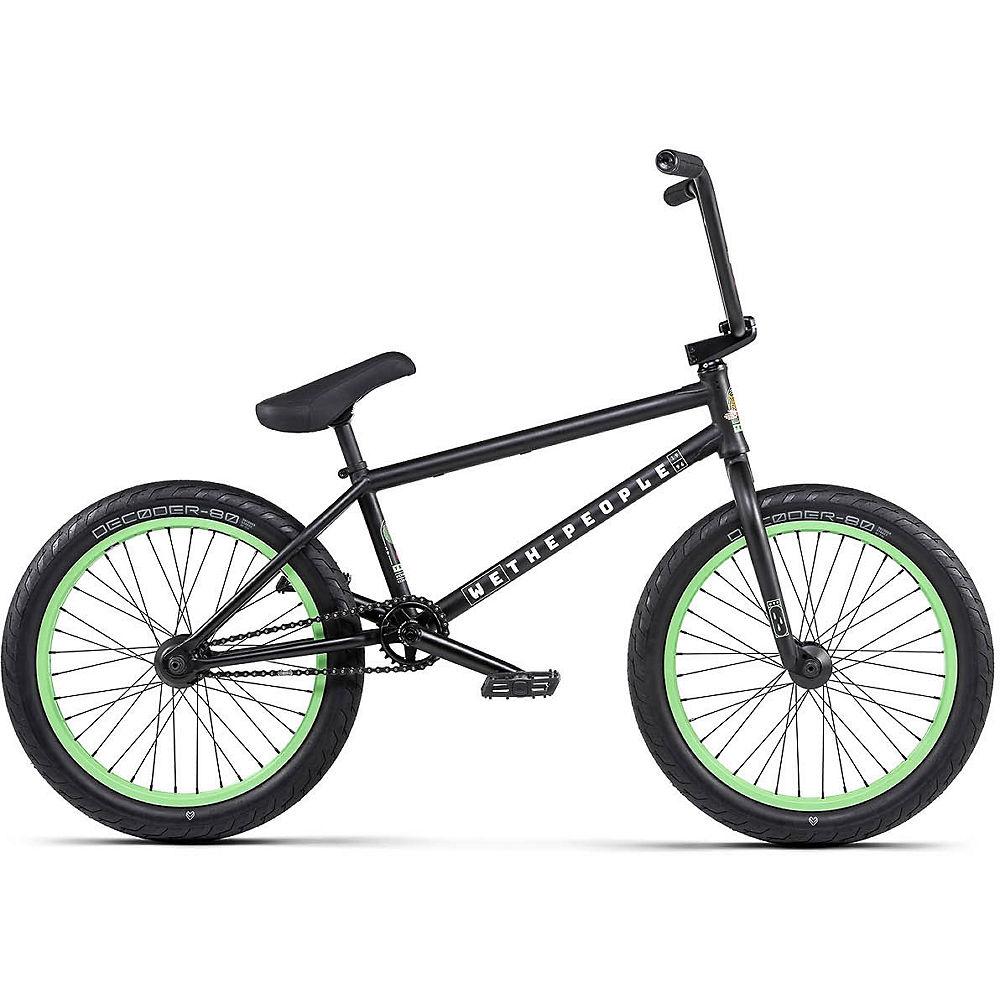 WeThePeople Trust CS BMX Bike 2020 - nero opaco - RSD