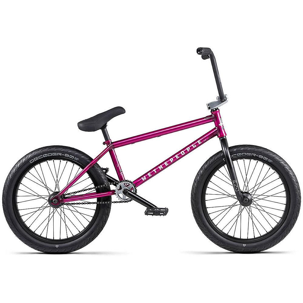 WeThePeople Trust CS BMX Bike 2020 - Translucent Berry Pink - RSD