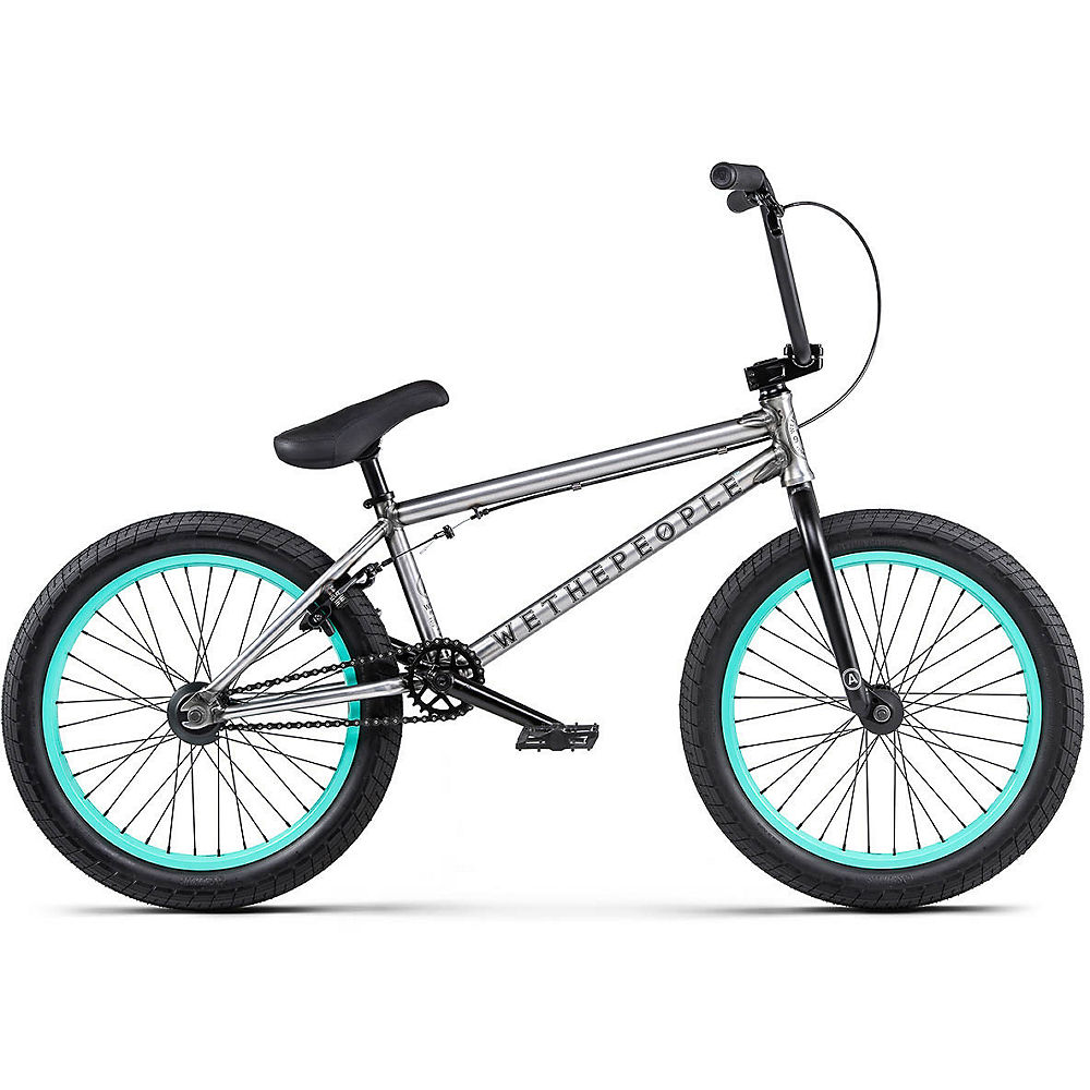 WeThePeople Arcade BMX Bike 2020 – Matt Raw – 20.5″, Matt Raw