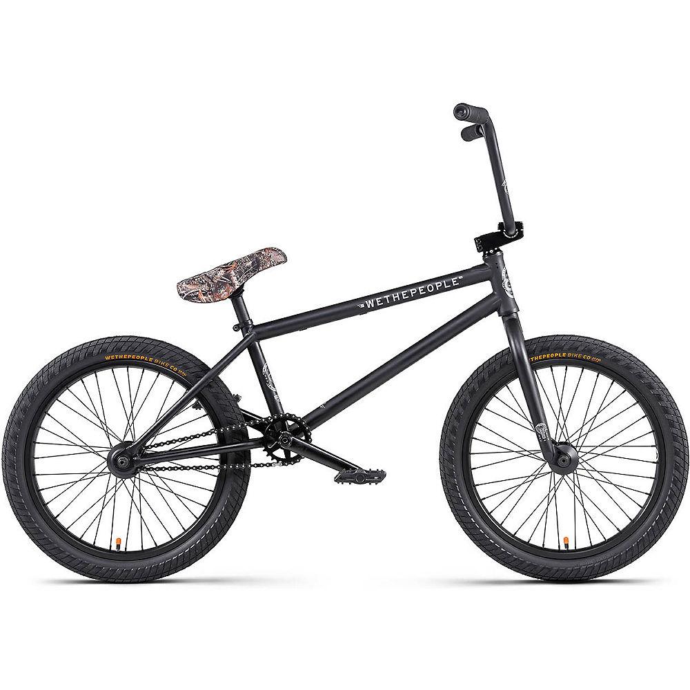 WeThePeople Crysis BMX Bike 2020 - nero opaco - 20.5