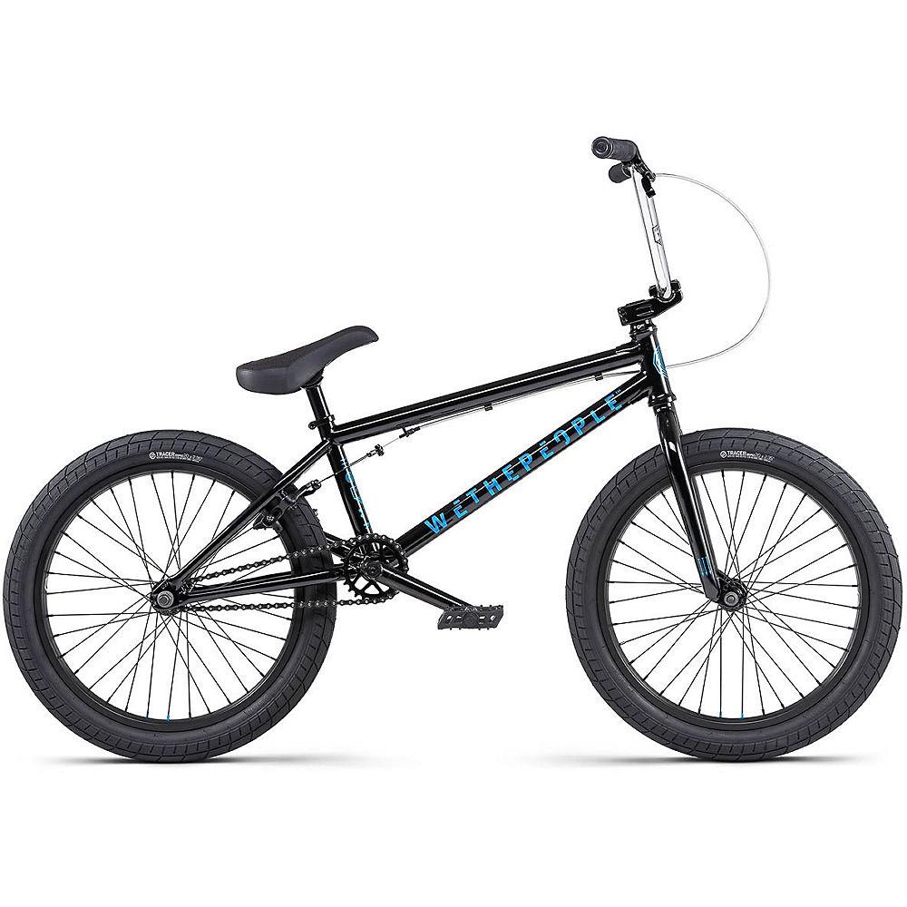 WeThePeople CRS BMX Bike 2020 - nero - 20.25
