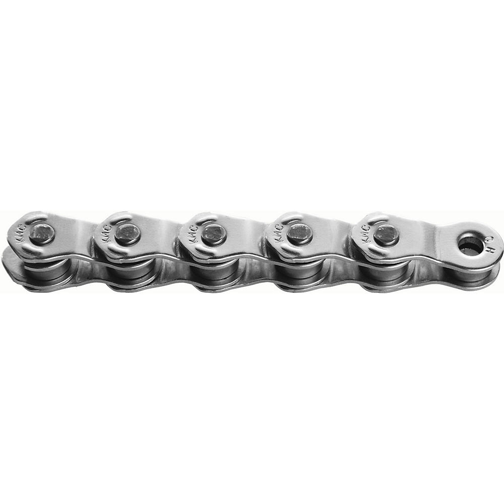 Kmc Hl1 Single Speed Chain - Silver - Wide - 100 Links  Silver